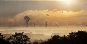 Air Pollution & its impacts