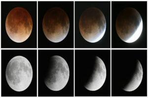 Lunar & solar eclips of this year